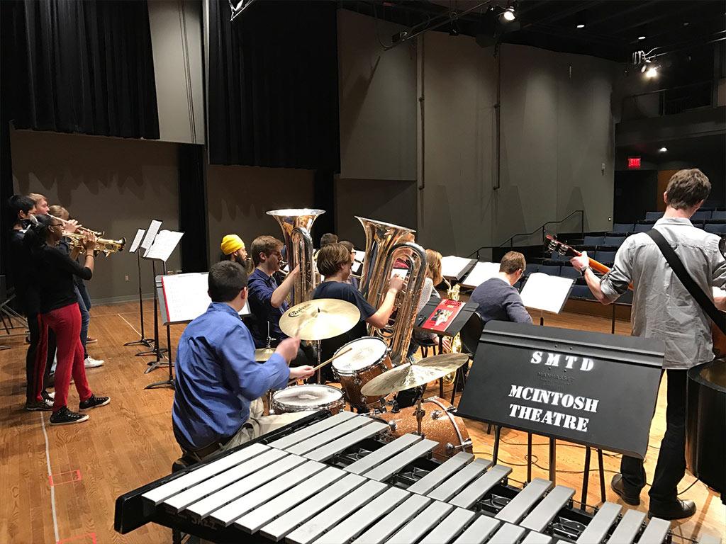 Jazz Band - SCHS Grant
