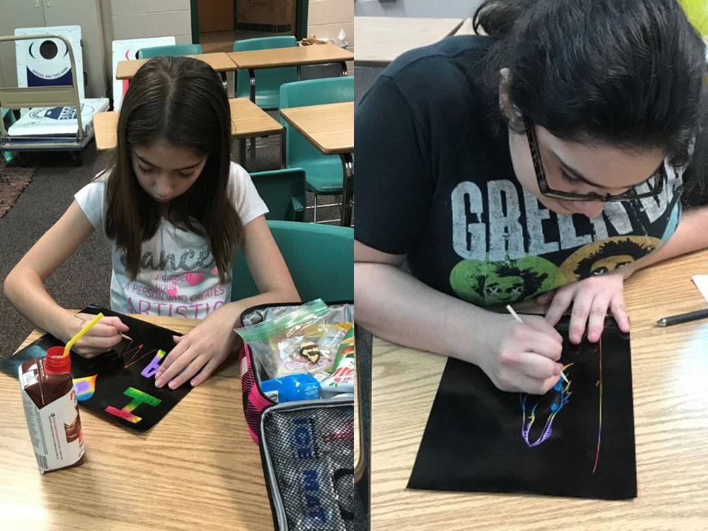 Peer to Peer Program - Hart Middle School Grant
