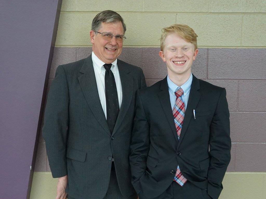 2017 Scholarship Recipient