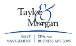 Taylor & Morgan - CPAs and Business Advisors