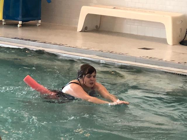 Swim For Success Project