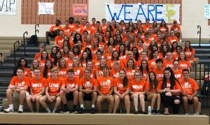 SCHS Link Crew Conference Project