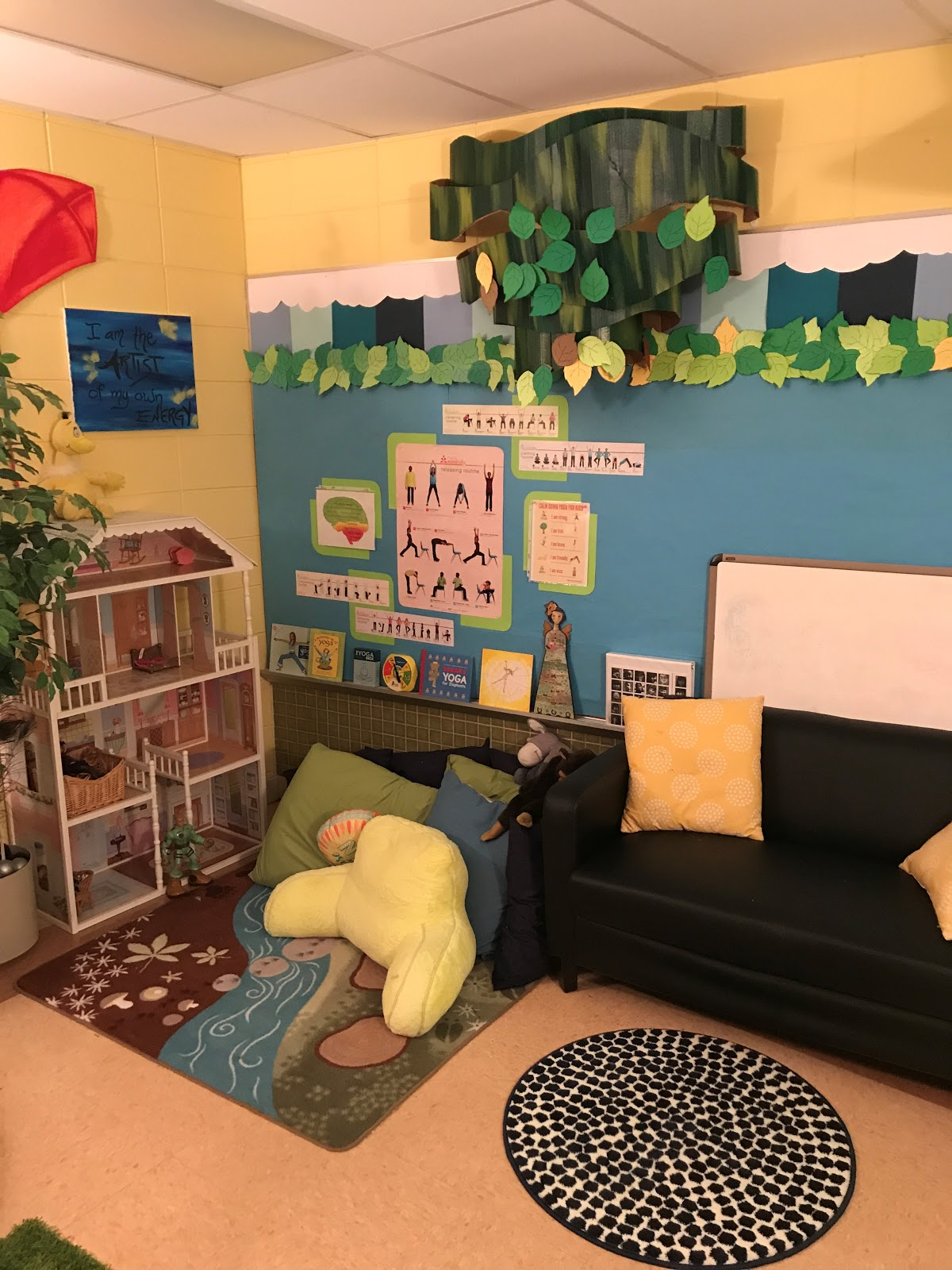 Example of a Mindfulness Space