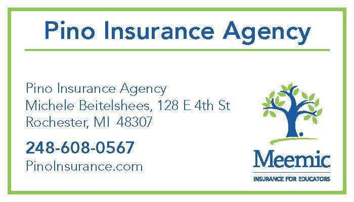 Pino Insurance - Michele Beitelshees