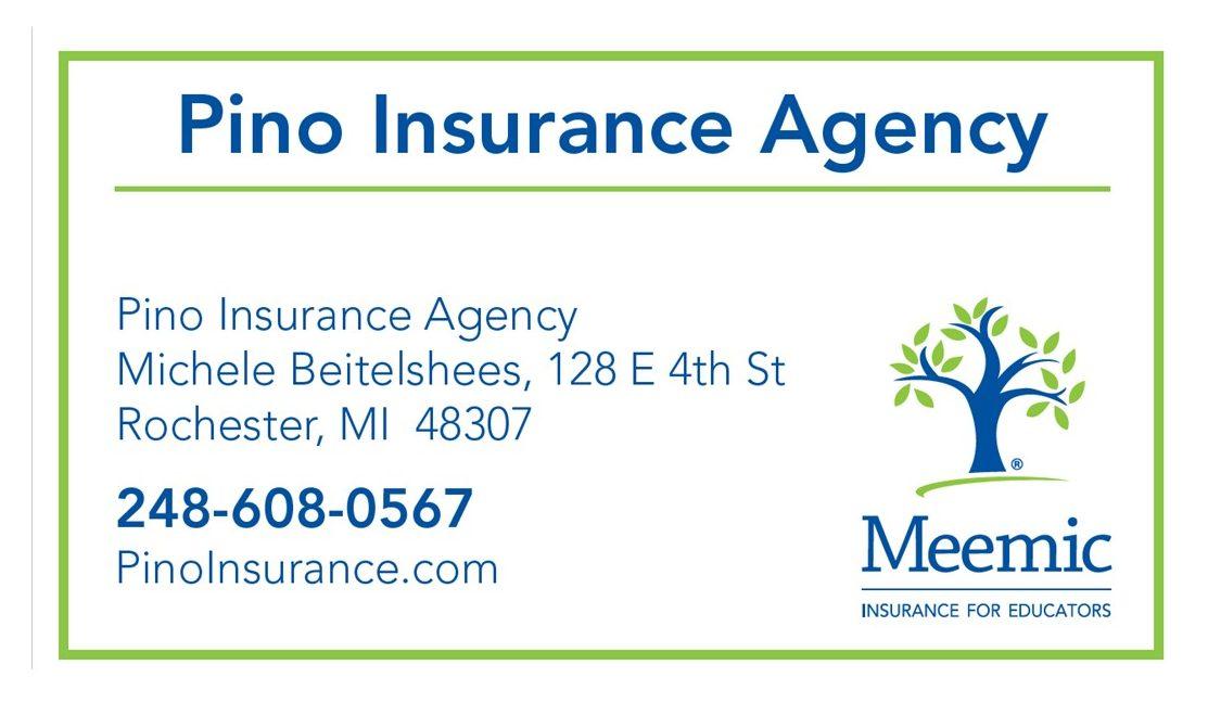 Pino Insurance Agency - Michele Beitelshees